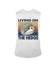 Living On The Hedge Sleeveless Tee thumbnail