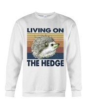 Living On The Hedge Crewneck Sweatshirt thumbnail