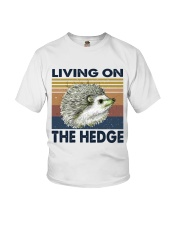 Living On The Hedge Youth T-Shirt thumbnail