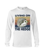 Living On The Hedge Long Sleeve Tee thumbnail