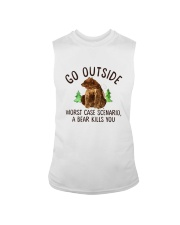 Go Outside Sleeveless Tee thumbnail