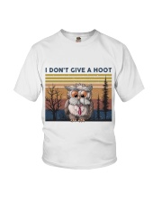 I Don't Give A Hoot Youth T-Shirt tile