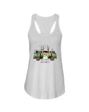 Get Lost In Forest Ladies Flowy Tank thumbnail
