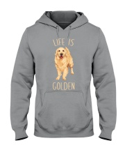 Life Is Golden Hooded Sweatshirt tile