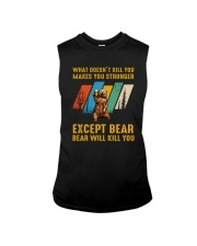 Bear Will Kill You Sleeveless Tee thumbnail