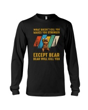 Bear Will Kill You Long Sleeve Tee thumbnail
