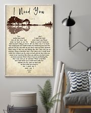 I Need You 11x17 Poster lifestyle-poster-1