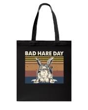 Bad Hare Day Tote Bag thumbnail