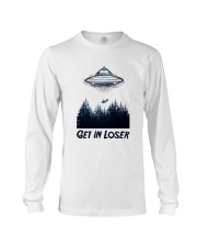 Get In Loser Long Sleeve Tee thumbnail