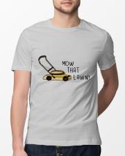 Mow That Lawn Classic T-Shirt lifestyle-mens-crewneck-front-13