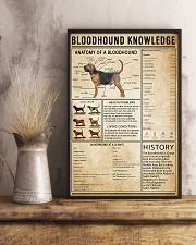 Bloodhound Knowledge 11x17 Poster lifestyle-poster-3