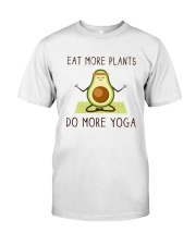 Do More Yoga Classic T-Shirt thumbnail