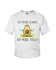 Do More Yoga Youth T-Shirt thumbnail