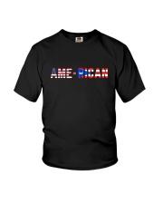 Puerto Rico Youth T-Shirt thumbnail