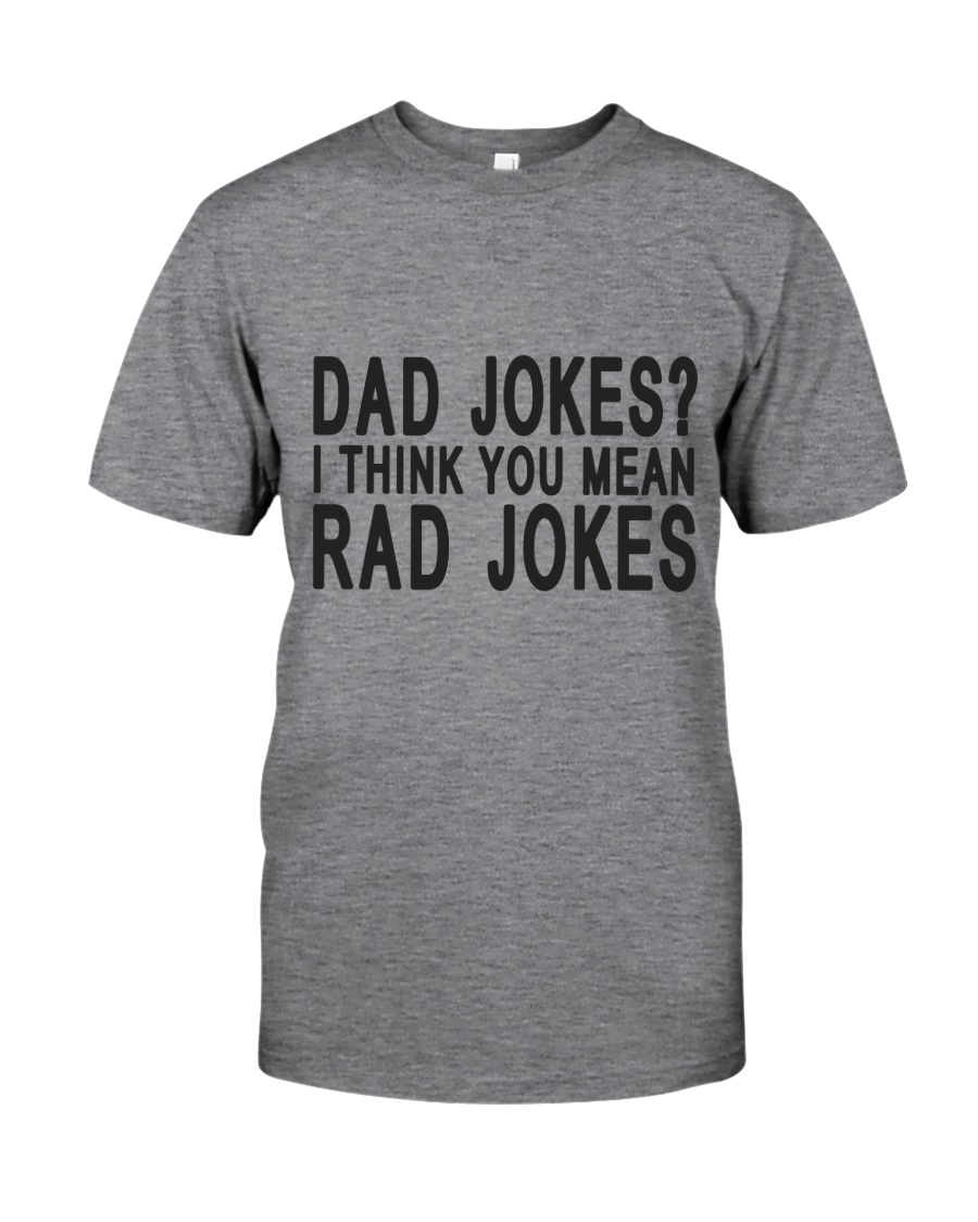 Dad Jokes Classic T-Shirt