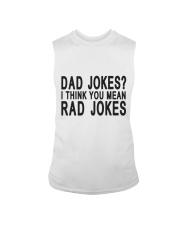 Dad Jokes Sleeveless Tee thumbnail