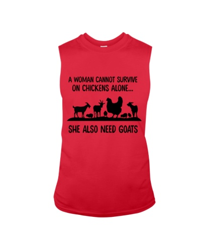 She Also Need Goats
