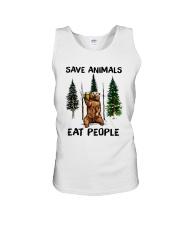 Save Animals Unisex Tank thumbnail