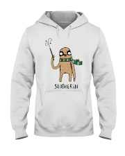 Slotherin Hooded Sweatshirt thumbnail
