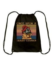 Once Upon A Trash Drawstring Bag thumbnail