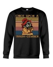 Once Upon A Trash Crewneck Sweatshirt thumbnail