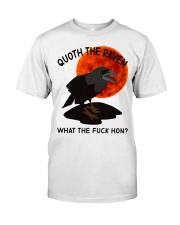 Quoth The Raven Premium Fit Mens Tee thumbnail