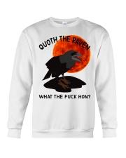 Quoth The Raven Crewneck Sweatshirt thumbnail