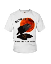 Quoth The Raven Youth T-Shirt thumbnail