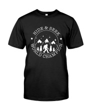 Hike And Seek Classic T-Shirt thumbnail