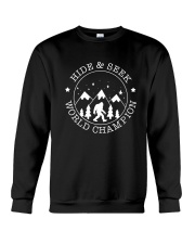 Hike And Seek Crewneck Sweatshirt thumbnail