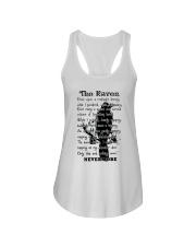 The Raven Ladies Flowy Tank thumbnail
