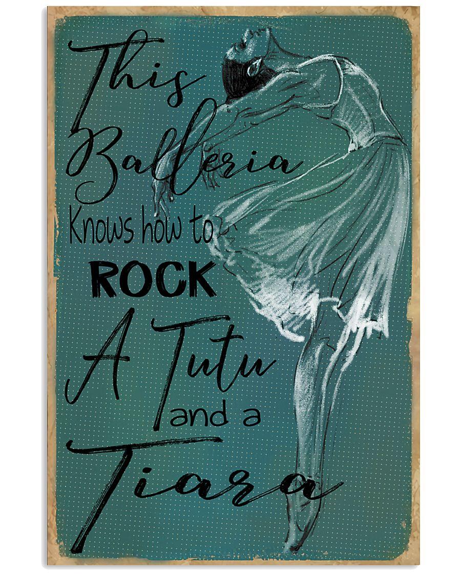 This Balleria 11x17 Poster