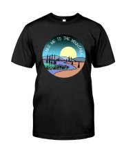 Take Me To The Mountains Classic T-Shirt thumbnail