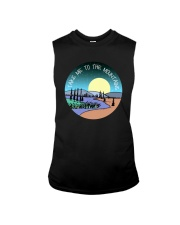 Take Me To The Mountains Sleeveless Tee thumbnail