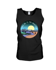 Take Me To The Mountains Unisex Tank tile