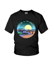 Take Me To The Mountains Youth T-Shirt thumbnail