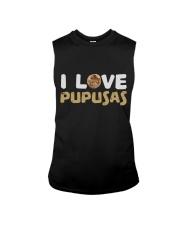 I Love Pupusas Sleeveless Tee thumbnail