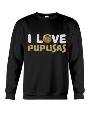 I Love Pupusas Crewneck Sweatshirt thumbnail