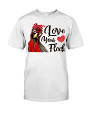 Love Your Flock Classic T-Shirt front