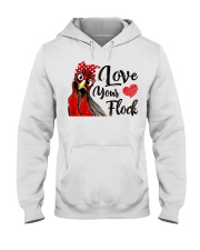 Love Your Flock Hooded Sweatshirt thumbnail