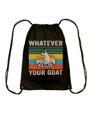Whatever Your Goat Drawstring Bag thumbnail