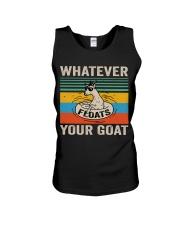 Whatever Your Goat Unisex Tank thumbnail