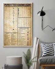 Pipefitter Knowledge 11x17 Poster lifestyle-poster-1