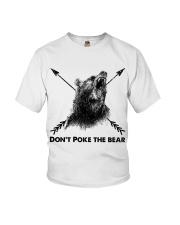 Dont Poke The Bear Youth T-Shirt thumbnail
