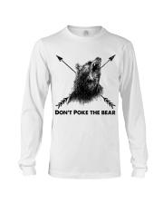 Dont Poke The Bear Long Sleeve Tee thumbnail