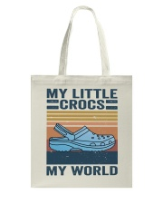 My Little Crocs My World Tote Bag thumbnail