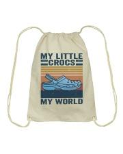 My Little Crocs My World Drawstring Bag thumbnail