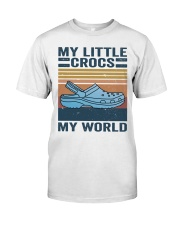 My Little Crocs My World Classic T-Shirt thumbnail