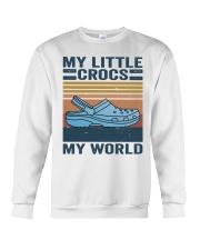 My Little Crocs My World Crewneck Sweatshirt thumbnail
