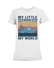 My Little Crocs My World Premium Fit Ladies Tee thumbnail